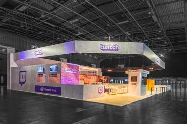Stand Twitch - Paris Games Week 2017